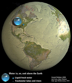 http://www.watereducation.org/general-information/earths-water-supply